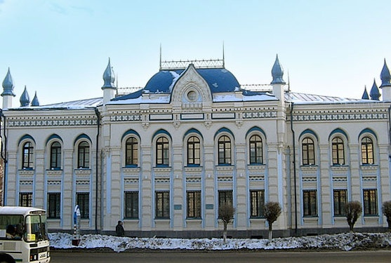 "Oblast ""know-your-country"" museum"