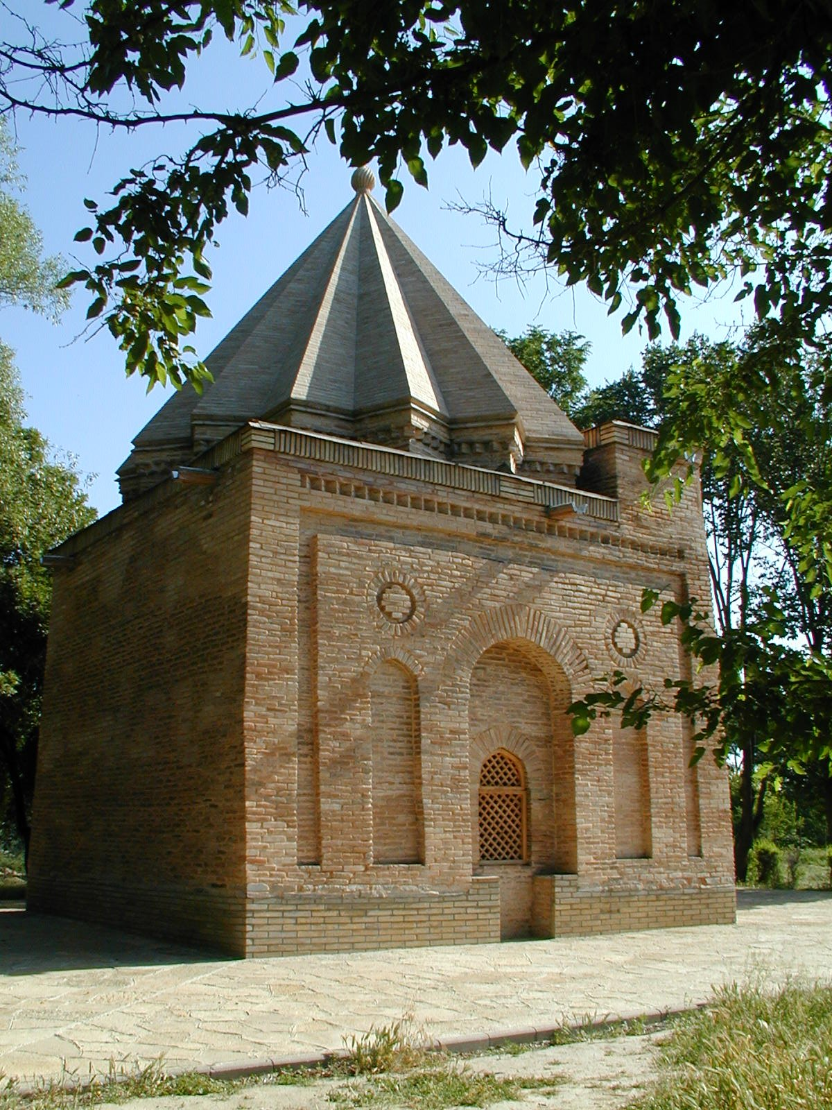 Babadzha Khatun Mausoleum- the 11th -12th centuries