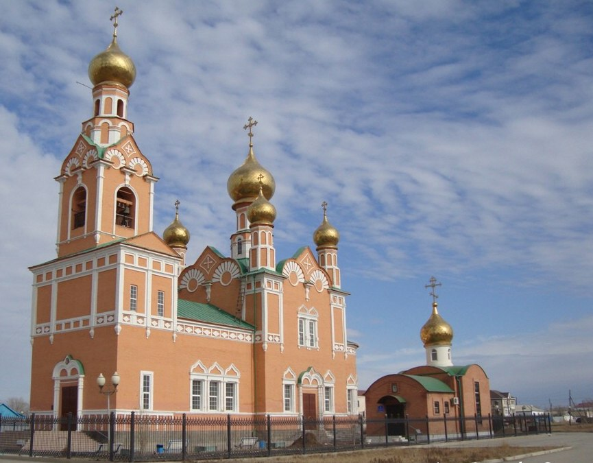 The Uspensky Cathedral