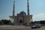 Mosque of town  Uralsk