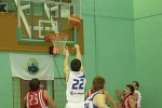The championship of Kazakhstan on basketball