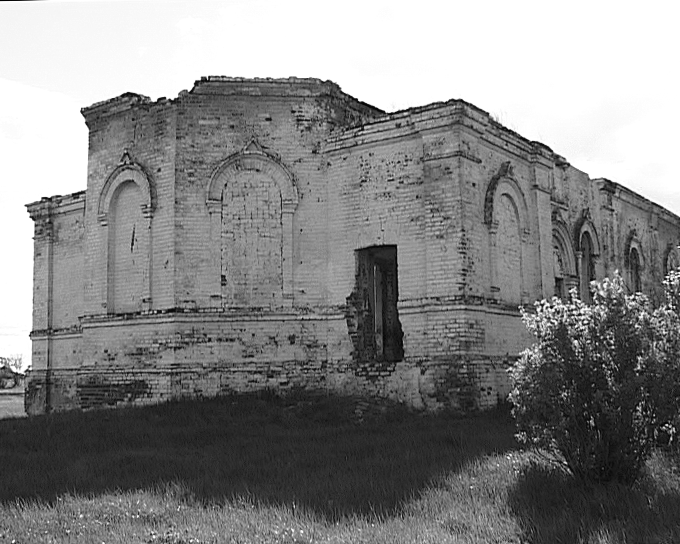 The church Annovskii