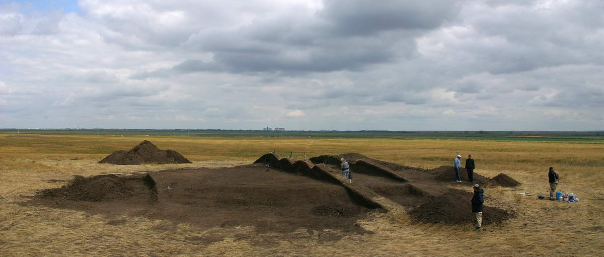 The Lisakovsk archaeological site